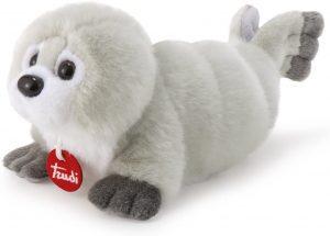 Peluche de foca de Trudi de 27 cm - Los mejores peluches de focas - Peluches de animales
