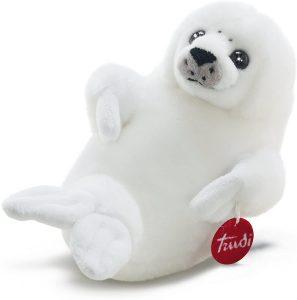Peluche de foca de Trudi de 28 cm - Los mejores peluches de focas - Peluches de animales