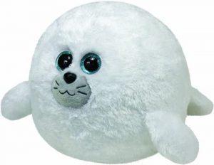 Peluche de foca de Ty de 15 cm 2 - Los mejores peluches de focas - Peluches de animales