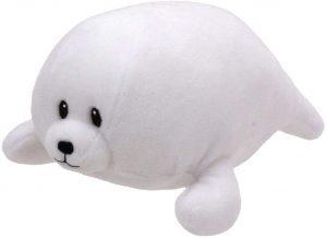 Peluche de foca de Ty de 15 cm - Los mejores peluches de focas - Peluches de animales