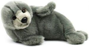 Peluche de foca de WWF de 24 cm - Los mejores peluches de focas - Peluches de animales