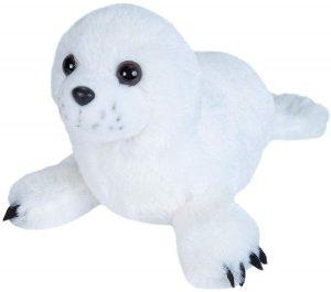 Peluche de foca de Wild Republic de 20 cm - Los mejores peluches de focas - Peluches de animales