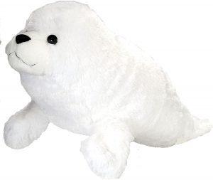 Peluche de foca de Carl Dick de 23 cm - Los mejores peluches de focas - Peluches de animales