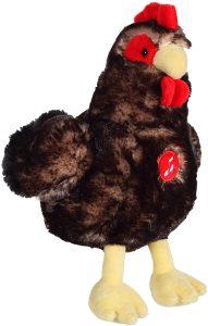 Peluche de gallina de Gipsy de 22 cm - Los mejores peluches de gallina - Peluches de animales