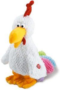Peluche de gallina de Happy People de 30 cm - Los mejores peluches de gallina - Peluches de animales