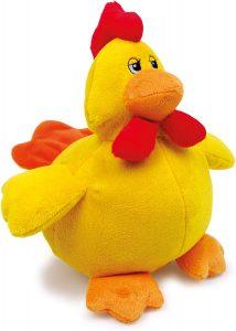 Peluche de gallina de small foot company de 24 cm - Los mejores peluches de gallina - Peluches de animales