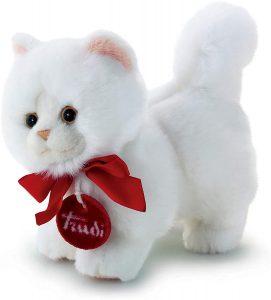Peluche de gato de Trudi de 16 cm - Los mejores peluches de gatos - Peluches de animales