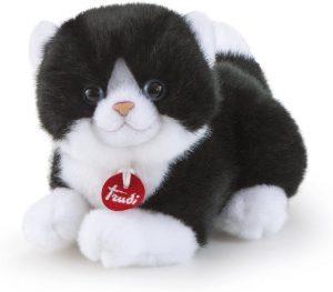 Peluche de gato de Trudi de 17 cm - Los mejores peluches de gatos - Peluches de animales