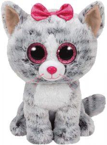 Peluche de gato de Ty de 15 cm - Los mejores peluches de gatos - Peluches de animales