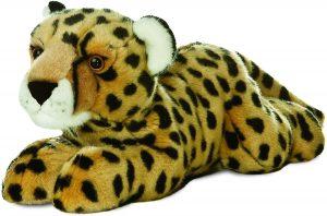 Peluche de guepardo de Aurora World de 30 cm - Los mejores peluches de guepardos - Peluches de animales
