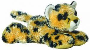 Peluche de guepardo de Aurora de 10 cm - Los mejores peluches de guepardos - Peluches de animales