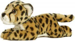 Peluche de guepardo de Aurora de 28 cm - Los mejores peluches de guepardos - Peluches de animales
