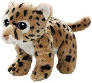 Peluche de guepardo de Carl Dick de 20 cm - Los mejores peluches de guepardos - Peluches de animales