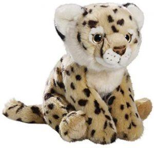 Peluche de guepardo de Carl Dick de 28 cm - Los mejores peluches de guepardos - Peluches de animales