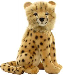 Peluche de guepardo de Hansa de 35 cm - Los mejores peluches de guepardos - Peluches de animales