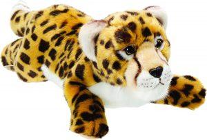 Peluche de guepardo de Suki Gifts de 30 cm - Los mejores peluches de guepardos - Peluches de animales
