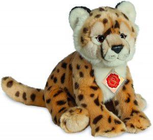 Peluche de guepardo de Teddy Hermann de 26 cm - Los mejores peluches de guepardos - Peluches de animales