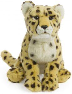 Peluche de guepardo de WWF de 30 cm - Los mejores peluches de guepardos - Peluches de animales
