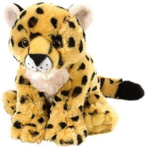 Peluche de guepardo de Wild Republic de 20 cm - Los mejores peluches de guepardos - Peluches de animales