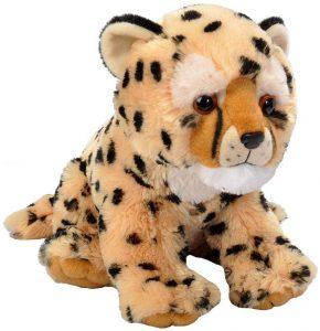 Peluche de guepardo de Wild Republic de 30 cm - Los mejores peluches de guepardos - Peluches de animales