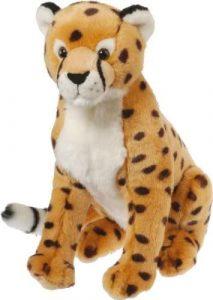 Peluche de guepardo de Wild Republic de 38 cm - Los mejores peluches de guepardos - Peluches de animales