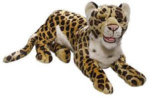 Peluche de jaguar de Carl Dick de 60 cm - Los mejores peluches de jaguares - Peluches de animales