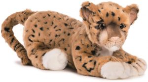 Peluche de jaguar de HANSA de 36 cm - Los mejores peluches de jaguares - Peluches de animales