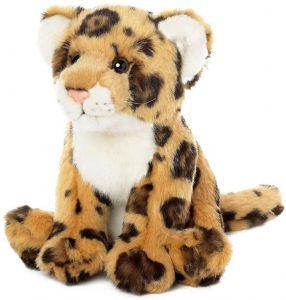 Peluche de jaguar de WWF de 15 cm - Los mejores peluches de jaguares - Peluches de animales