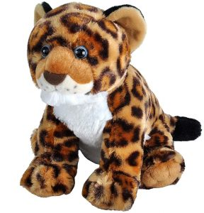 Peluche de jaguar de Wild Republic de 30 cm - Los mejores peluches de jaguares - Peluches de animales