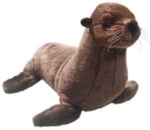 Peluche de león marino de Carl Dick de 40 cm - Los mejores peluches de leones marinos - Peluches de animales