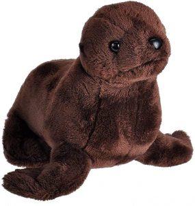 Peluche de león marino de Wild Republic de 20 cm 2 - Los mejores peluches de leones marinos - Peluches de animales