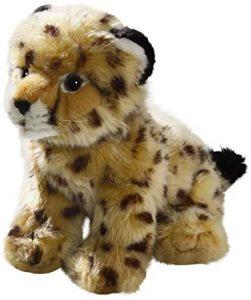 Peluche de leopardo de Carl Dick de 25 cm - Los mejores peluches de leopardos - Peluches de animales