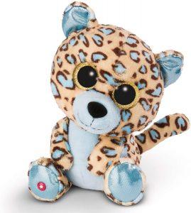 Peluche de leopardo de NICI de 15 cm - Los mejores peluches de leopardos - Peluches de animales