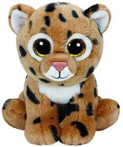 Peluche de leopardo de Ty de 15 cm - Los mejores peluches de leopardos - Peluches de animales
