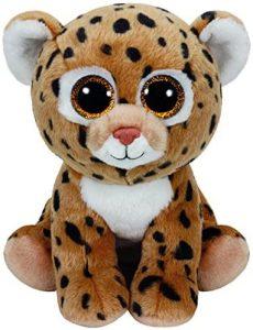 Peluche de leopardo de Ty de 23 cm - Los mejores peluches de leopardos - Peluches de animales