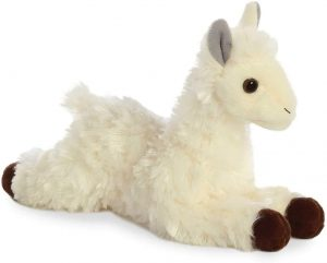 Peluche de llama de Aurora de 25 cm - Los mejores peluches de llamas - Peluches de animales