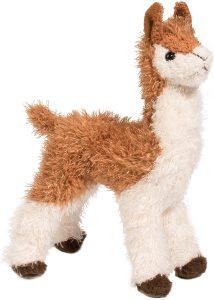 Peluche de llama de Cuddle Toys de 18 cm - Los mejores peluches de llamas - Peluches de animales