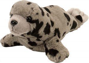 Peluche de lobo marino de Wild Republic de 20 cm - Los mejores peluches de leones marinos - Peluches de animales
