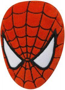 Peluche de máscara de Spiderman de 11 cm - Los mejores peluches de Spider-man - Peluches de superhéroes de Marvel