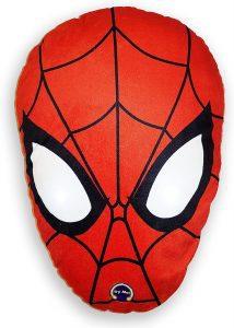 Peluche de máscara de Spiderman de 36 cm - Los mejores peluches de Spider-man - Peluches de superhéroes de Marvel
