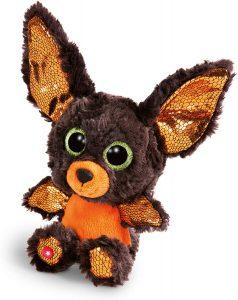 Peluche de murciélago Waikiki de NICI de 15 cm - Los mejores peluches de murciélagos - Peluches de animales