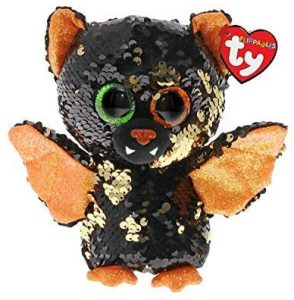 Peluche de murciélago brillante de Ty de 23 cm - Los mejores peluches de murciélagos - Peluches de animales