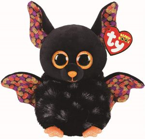 Peluche de murciélago clásico de Ty de 15 cm - Los mejores peluches de murciélagos - Peluches de animales