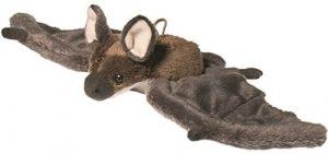 Peluche de murciélago de Hermann Teddy de 24 cm - Los mejores peluches de murciélagos - Peluches de animales