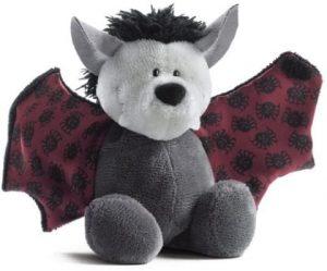 Peluche de murciélago de NICI de 22 cm - Los mejores peluches de murciélagos - Peluches de animales