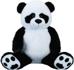 Peluche de oso panda de 100 cm - Los mejores peluches de osos pandas - Peluches de animales