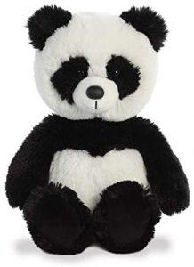 Peluche de oso panda de Aurora de 30 cm - Los mejores peluches de osos pandas - Peluches de animales