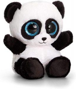 Peluche de oso panda de Keel Toys de 15 cm - Los mejores peluches de osos pandas - Peluches de animales
