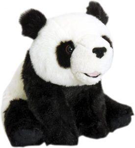 Peluche de oso panda de Keel Toys de 25 cm - Los mejores peluches de osos pandas - Peluches de animales