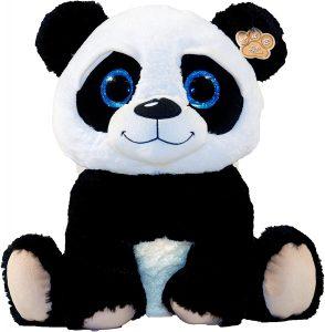 Peluche de oso panda de LB de 30 cm - Los mejores peluches de osos pandas - Peluches de animales